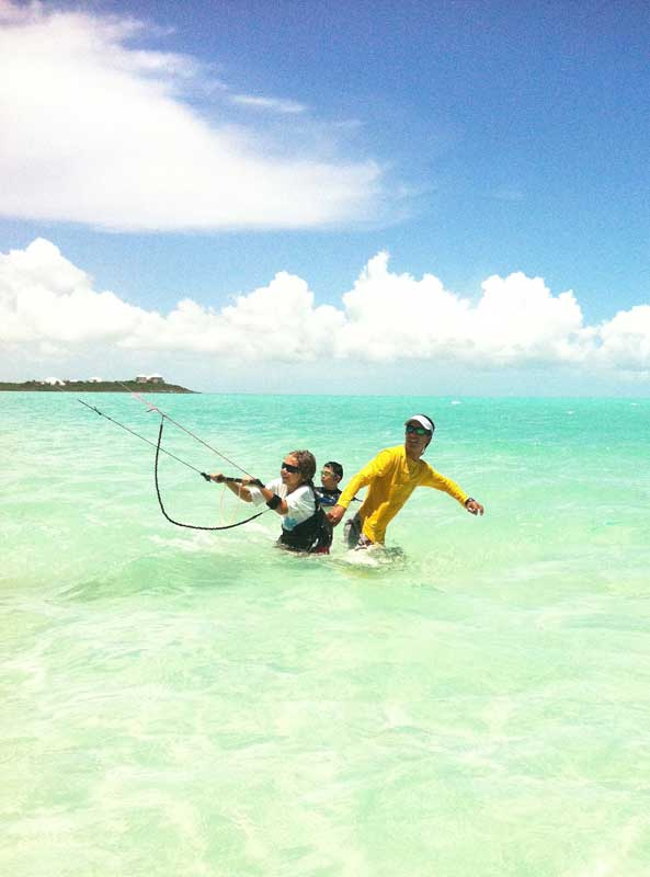 Kiteboarding Kids!